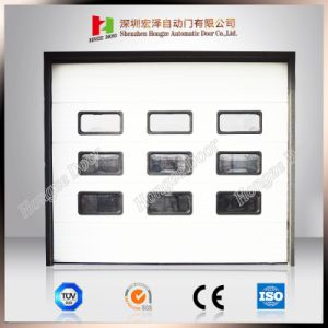 Industrial Automatic High Speed Plastic Roll up Door Use for Warehouse Indoor pictures & photos