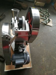 Tdp-6t Small Single Punch Tablet Pressing Machine pictures & photos