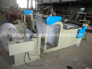 Single Roll Cross Cutting Nonwoven Fabric Machine pictures & photos