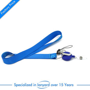 Popular Cheap Promotional Polyester Lanyard for Activity pictures & photos