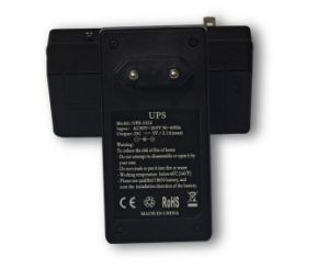 Mini 5V 2A 10W UPS Power Supply for WiFi Router IP Camera pictures & photos