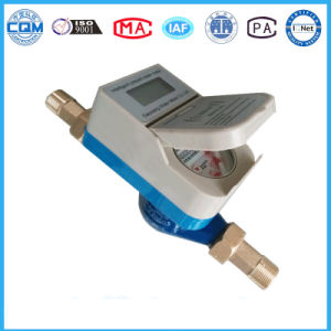 Prepayment Water Flow Meter for Household Use pictures & photos