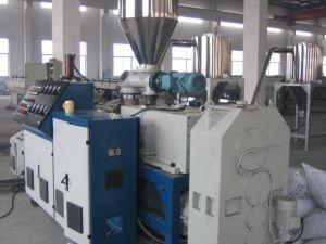 Plastic Recycling PVC Pelletizer Pelletizing Line Machine pictures & photos