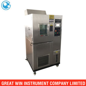 Programe Control Temperature & Humidity Testing Machine (GW-051C) pictures & photos