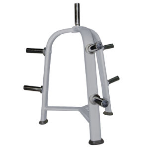 Commercial Gym/ Weight Plate Tree /Barbell Rack pictures & photos
