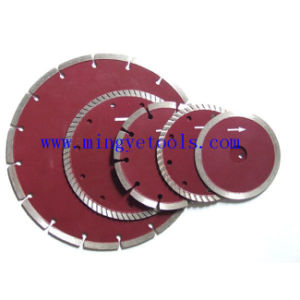 Diamond Saw Blade Stone Cutting Disc for Granite Marble Concrete Brick pictures & photos