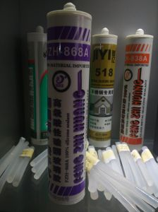 100% Material Imported Weathering Proof Acidci Silicone Sealant pictures & photos