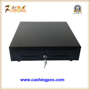All Stainless Steel Series Manual Cash Drawer and POS Peripherals Lk-410c