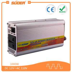Suoer Factory 1000W DC 12V to AC 110V Solar Power Inverter pictures & photos