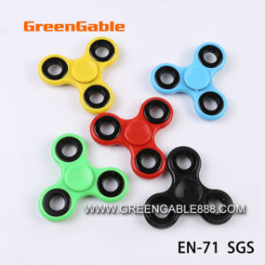 Resellable Items Torqbar Brass Relieve Stress Fidget Toys Metal Bearing Hand Spinner, Plastic Tri-Spinner pictures & photos