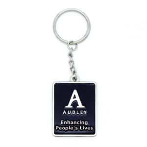Promotion Gift Enamel Zinc Alloy Keychain pictures & photos