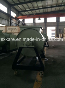Forcing Type Single Horizontal Shaft Laboratory Concrete Mixer (SJD-100) pictures & photos