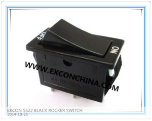Excon Ss22 Rocker Switch for Power Socket pictures & photos