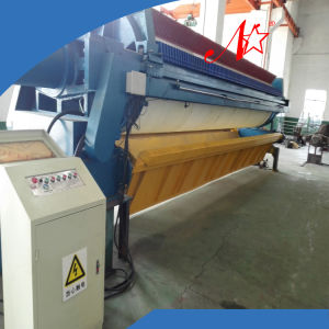 1250 Hydraulic Automatic Plate Filter Press pictures & photos