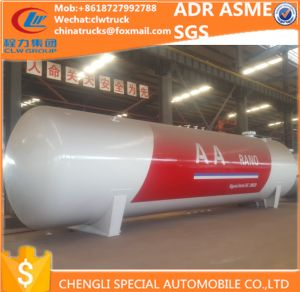 65000liters ASME Diesel S516 Steel LPG Auto Tanker pictures & photos