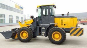 Construction Machine 3 Ton Front End Mini Small Wheel Loader with Ce Certificate pictures & photos