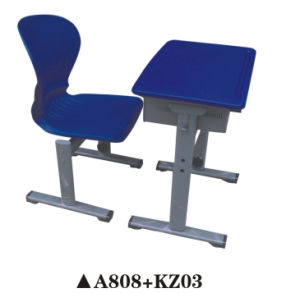 Adjustable Children Kids Table and Chair for Training Room pictures & photos