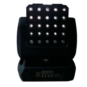 25 Head Green Matrix Moving Head Laser Light for DJ Stage pictures & photos