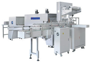 Low Heat Shrinkable Film Packaging Machine (ST-6535) pictures & photos