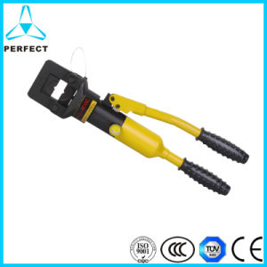 Plastic Carrying Case Hydraulic Cable Lug Crimping Plier pictures & photos