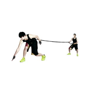 Physical Sprint Training Resistance Tube pictures & photos