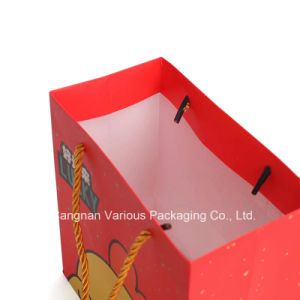 Kids Lovely Paper Gift Bag pictures & photos