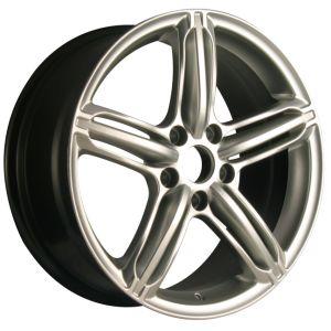 21inch Alloy Wheel Replica Wheel for Audi 2011-Tt Roadster 2.5ti