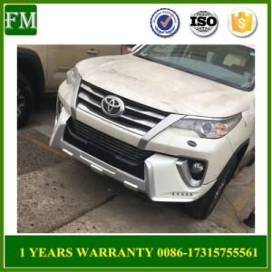 Car Parts Front/Rear Bumper Guard for Toyota Fortuner pictures & photos