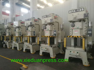 Japan JIS 1 Precision 125ton Kitchen Wares Metal Forming Press pictures & photos