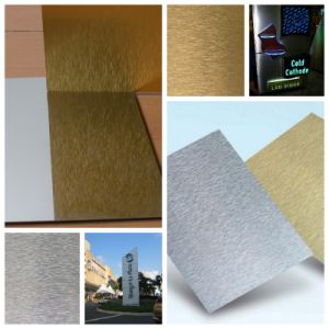 PE Coating Aluminum Composite Panel for Decoration pictures & photos