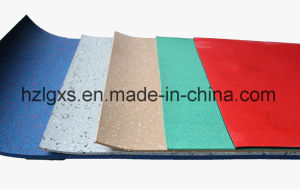 EPDM Speckles Gym Rubber Flooring Rubber Rolls Rubber Mats pictures & photos