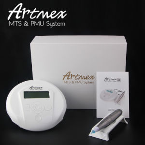 Professional Semi-Permanent Makeup Tattoo Machine Artmex V6 for Skin Care pictures & photos