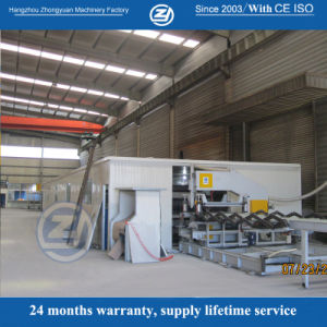Continuous PU Sandwich Panel Production Line Machine pictures & photos