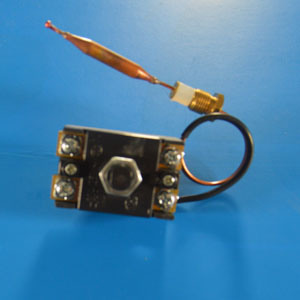 30 AMP Manual Reset Thermostat pictures & photos