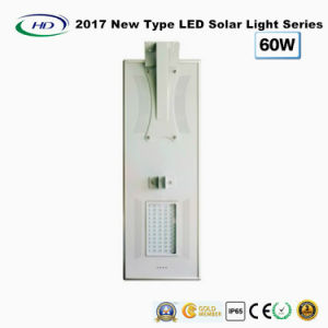 2017 New Type All-in-One Solar LED Street Light 60W pictures & photos