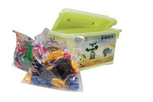 Newest Kids Plastic Deformed 3D Building Blocks for Sale pictures & photos