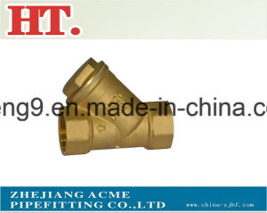 Brass Compression Male Elbow Fitting with Nut pictures & photos