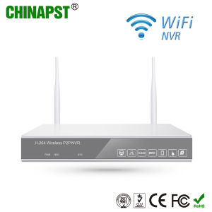 1.0MP 4CH Wireless HD WiFi IP Cameras+WiFi NVR Kit (PST-WIPK04AH) pictures & photos