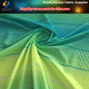 Shadow Polyester 2 Ways Stretch Printing Fabric for Shirt/Beachwear pictures & photos