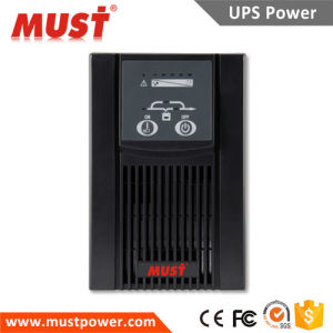 Uninterruptable Power Supply 2kvawith Inbuilt Battery UPS in Russian Market pictures & photos