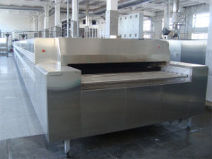 Bossda Energy Saving Bakery Equipment Natural Gas Tunnel Oven pictures & photos