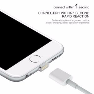2017 2.4 AMP for iPhone USB Cable High Speed Charge Adapter Charger Magnetic USB Cable Charging pictures & photos
