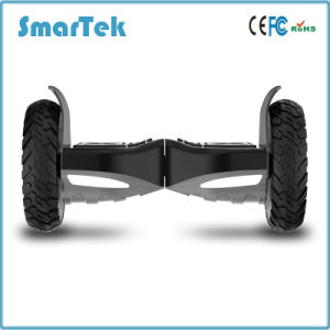 Smartek 8.5 Inch Hummer off Road Style Patinete Electrico Self-Balancing Electric Scooter off-Road Hoverboard Hummer with Cross-Country Fat Tire S-012-3 pictures & photos