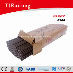 Lincoln Bridge Atlantic Mild Steel Welding Electrodes Welding Rod E7016 pictures & photos