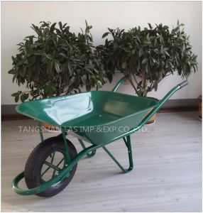 Popular Construction Wheelbarrow Wb6400 for Middle East Market pictures & photos