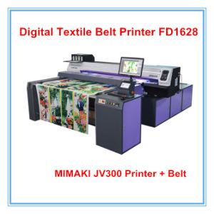 Digital Fabric Printing Machine Fd1628 pictures & photos