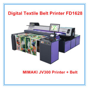 Fd1628 Digital Fabric Printing Machine pictures & photos