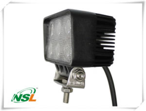 18W LED Work Light Offroad LED Driving Light for Tractor off Road Lights ATV Excavator Heavy Duty Equipment Working Light pictures & photos