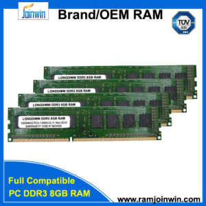 Shenzhen Factory PC3-12800 1600MHz Desktop 8GB DDR3 RAM 1600MHz pictures & photos
