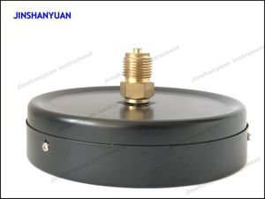 Gpg-023 Black Steel General Pressure Gauge/ Dry Manometer-Backtype pictures & photos